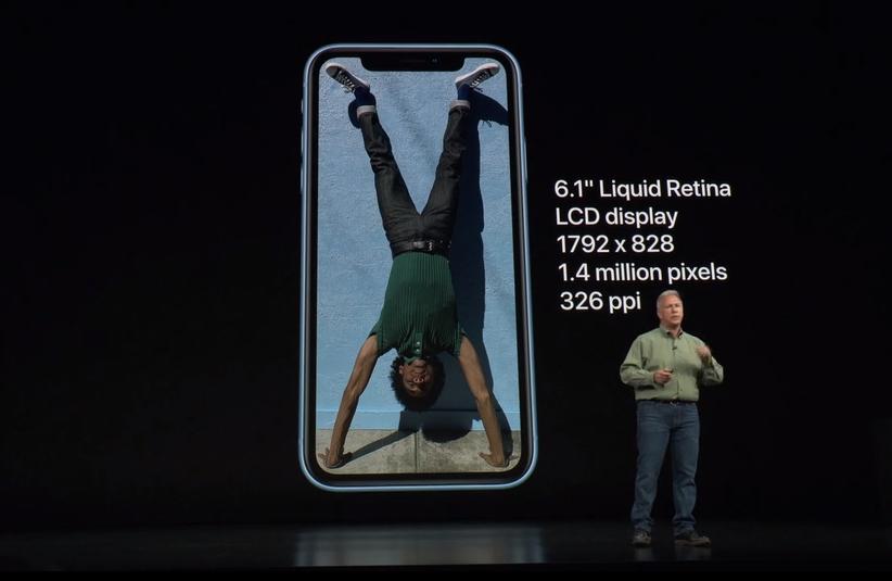 LCD赛高!iPhone XR美国市场部分机型半小时售罄 - 热点资讯