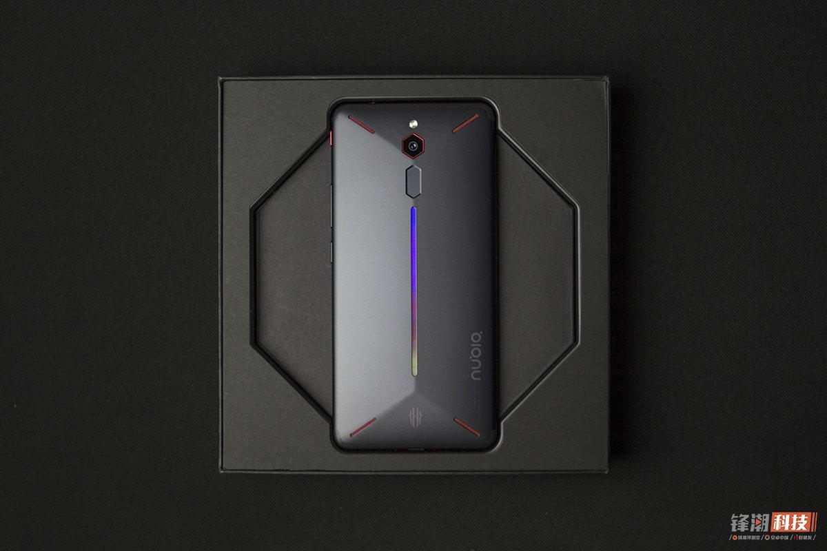 努比亚红魔2代跑分曝光,性能比ROG Phone还强 - 热点资讯