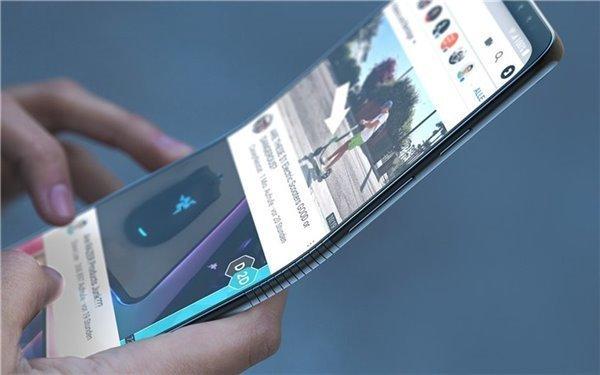 不只有折叠屏手机:三星折叠屏平板专利曝光 - 热点资讯