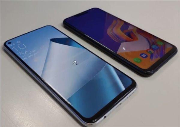 华硕Zenfone 6多款原型机曝光,各种黑科技加成 - 热点资讯