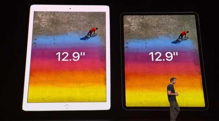 全新iPad Pro正式发布:苹果放弃Lightning转用Type-C - 热点资讯