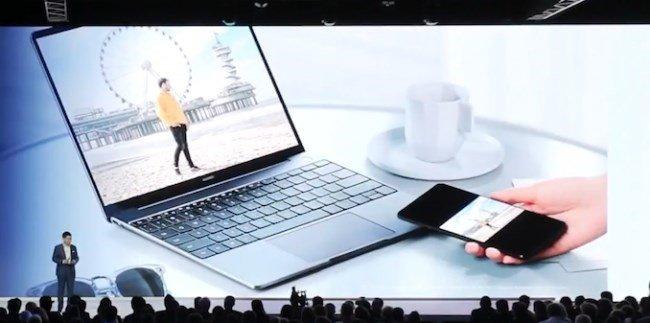 华为MateBook新品即将发布,或搭载华为Share NFC功能 - 热点资讯