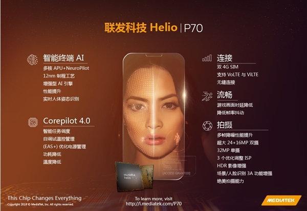 搭上便车:联发科Helio P70将由realme全球首发 - 热点资讯