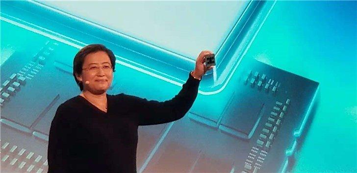AMD全面进入7nm时代,推出全新EPYC霄龙处理器 - 热点资讯