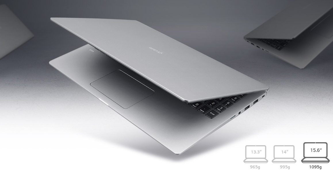 新的LG Gram曝光,或是最轻的17英寸笔记本 - 热点资讯