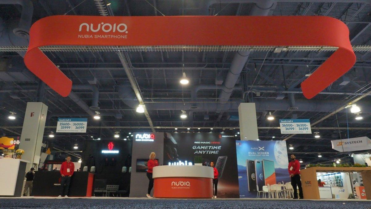 CES 2019:科技努比亚勾勒未来智慧蓝图 - 热点资讯