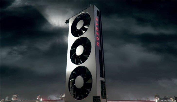 AMD 7nm游戏显卡发布,性能比肩RTX 2080价格更便宜 - 热点资讯