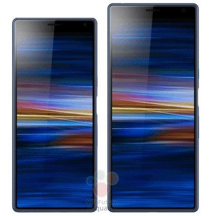 更多索尼XA3/XA3+渲染图曝光,侧边指纹回归 - 热点资讯