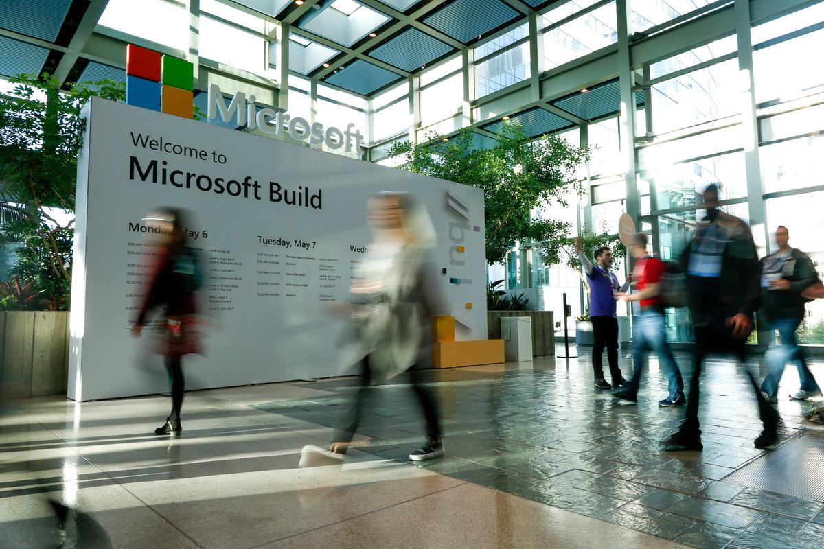 微软Build 2019大会:云服务和AI是未来的主流 - 热点资讯