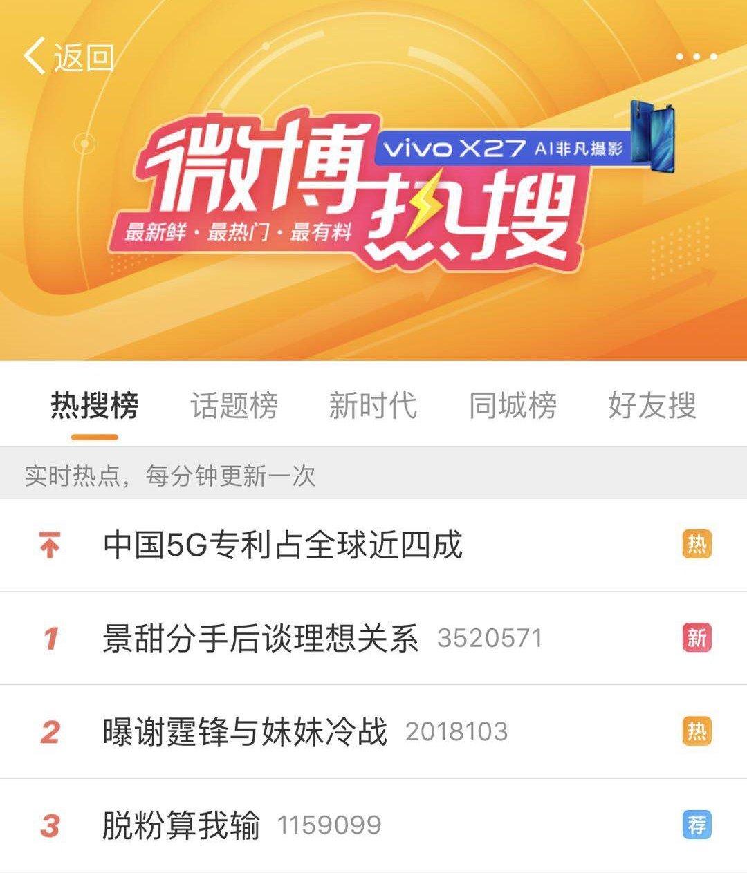 中国5G专利数量占全球四成,OPPO榜上有名 - 热点资讯