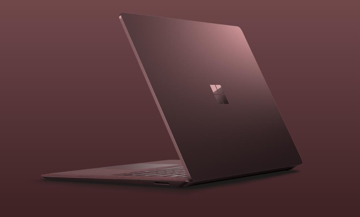 AMD版Surface Laptop曝光:采用第二代锐龙APU - 热点资讯