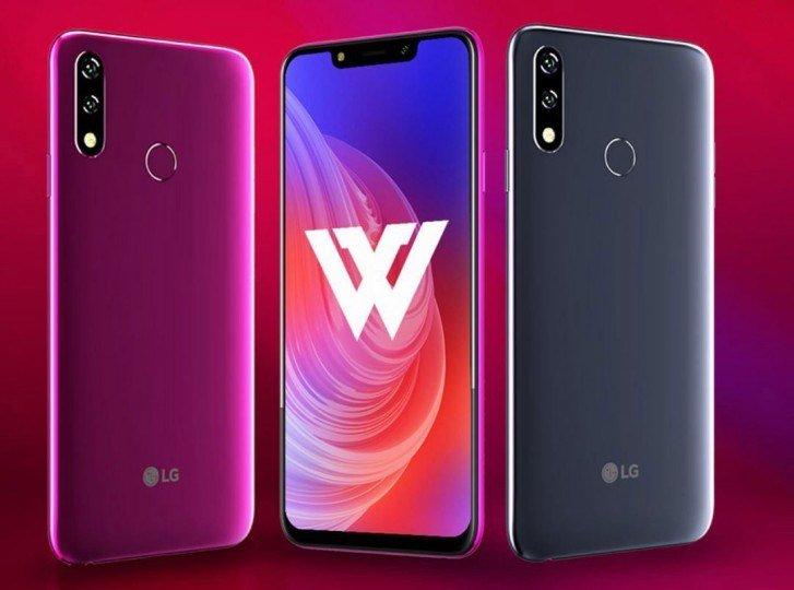 LG发布三款 W 系列新机,售价均不超千元 - 热点资讯