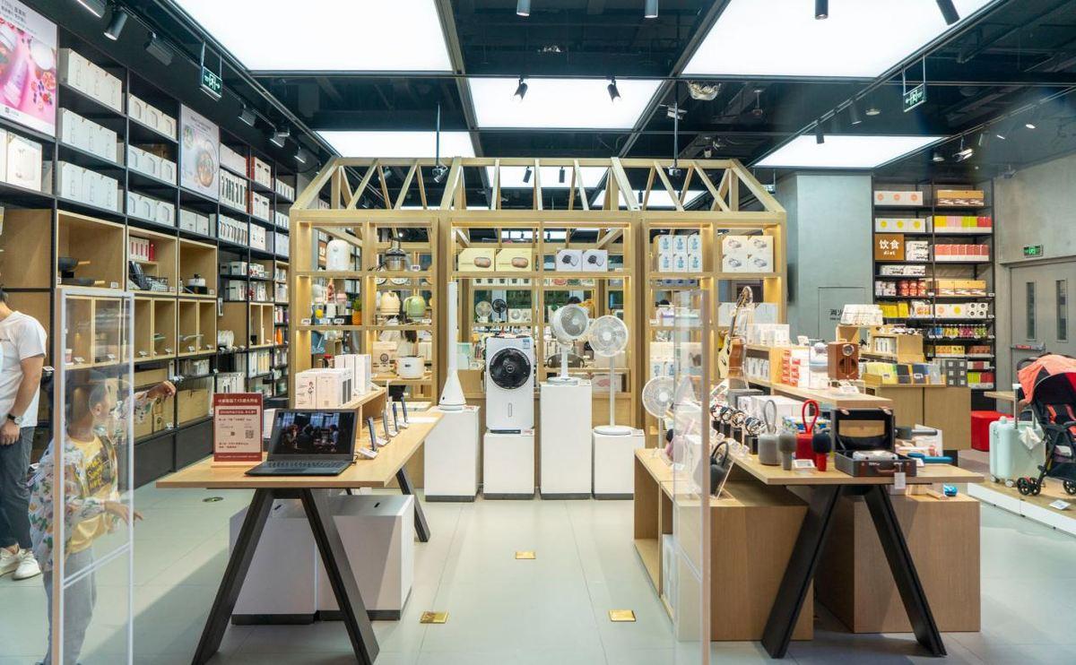 小米有品在南京开第二家线下店:人气火爆 - 热点资讯