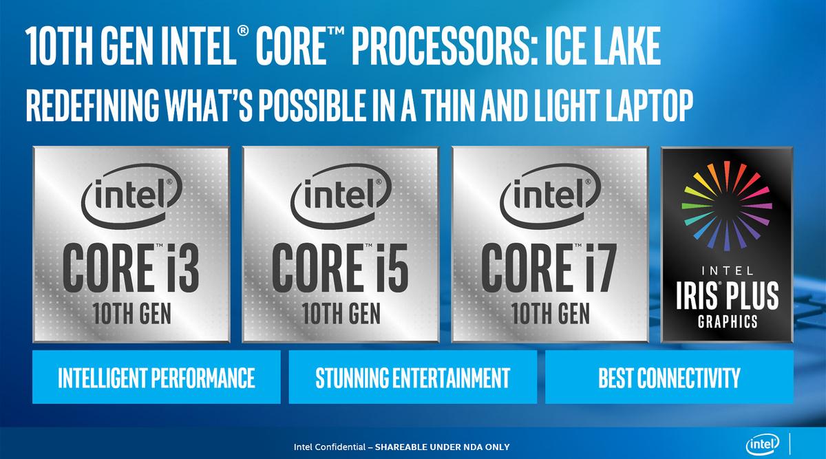 外媒首测英特尔10nm处理器,核显性能比肩AMD - 热点资讯