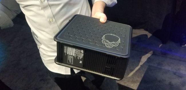 英特尔幽灵峡谷终于开售,i5 版售价高达 7800 元 - 热点资讯