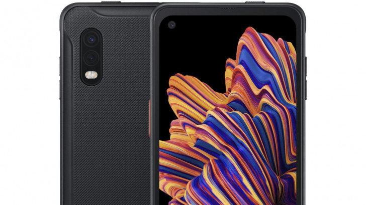三星发布Galaxy XCover Pro:可拆卸电池+IP69 - 热点资讯
