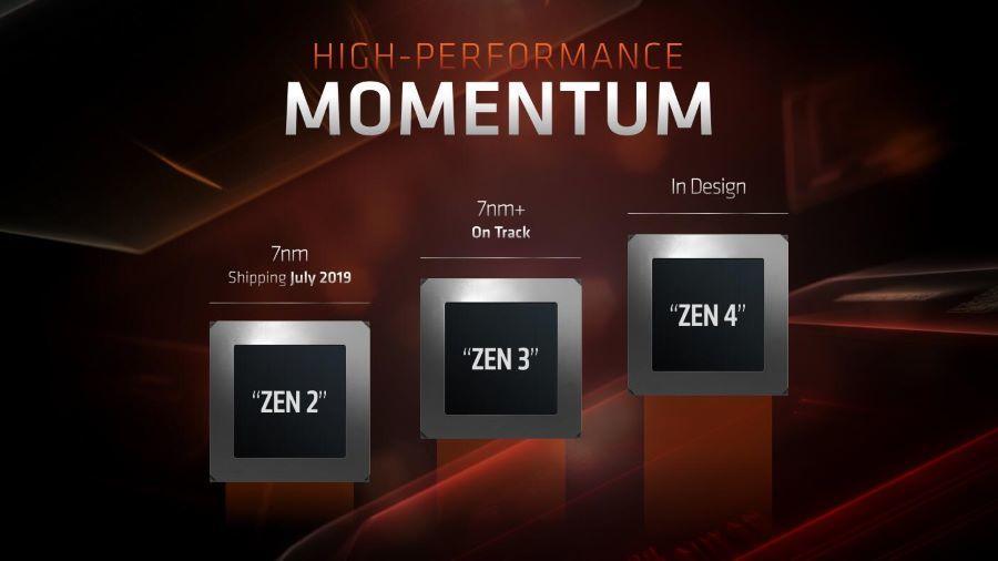 Zen 3 进度良好,相关代码已出现在 Linux 内核当中 - 热点资讯