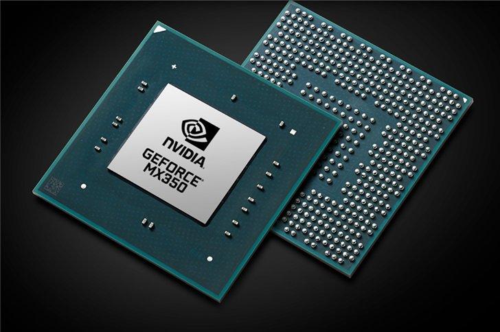 英伟达MX350正式发布:性能是i7-1065G7核显的2.5倍 - 热点资讯