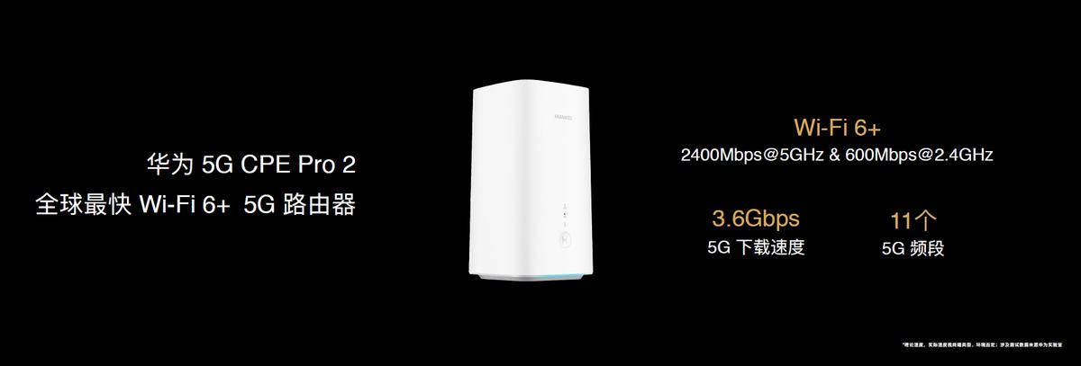 华为5G CPE Pro 2发布 引领了路由发展步入新纪元 - 热点资讯