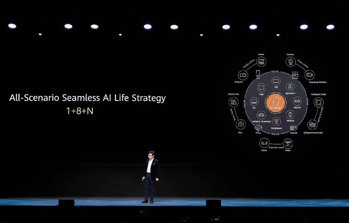 华为全球首发多款5G全场景终端产品 全面升级全场景智慧生活战略 - 热点资讯