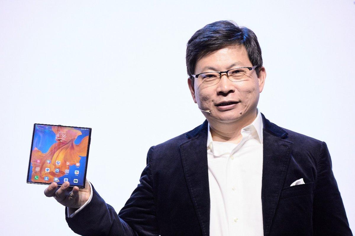 全新5G折叠屏手机HUAWEI Mate Xs 发布,创新体验再升级 - 热点资讯
