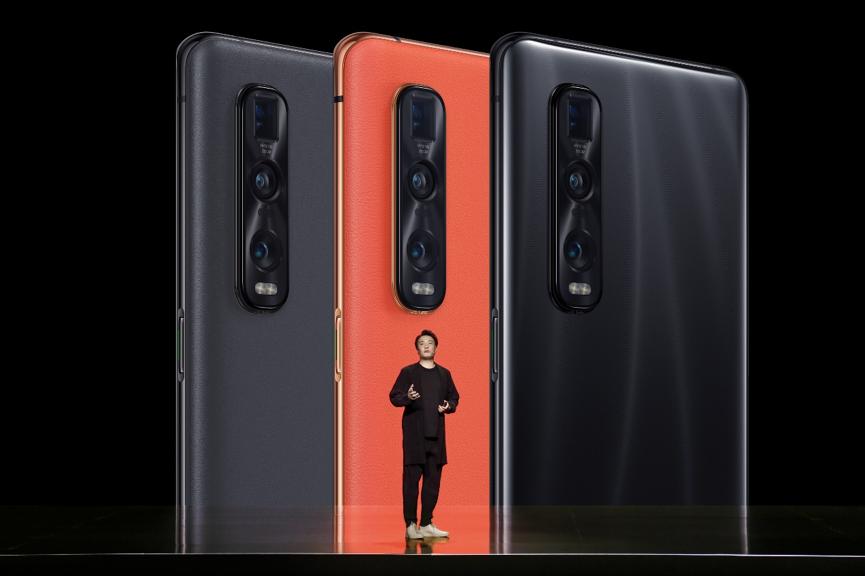 售价5499元起,OPPO 全新旗舰 Find X2 系列发布 - 热点资讯