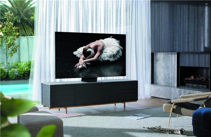 「无限屏」新体验:三星公布2020 4K/8K QLED 电视产品线 - 热点资讯