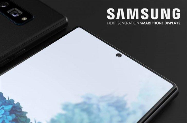 新一代手机屏幕要来了?三星PIFF商标获批 - 热点资讯