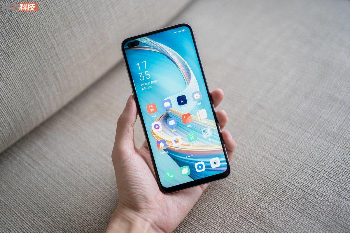 【力皮西】综合实力强大的平价5G手机,OPPO A92s只需2199元起