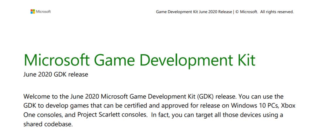 【力皮西】Lockhart 曝光,微软 Xbox「次世代」主机也有低配选项
