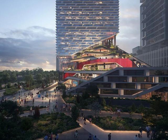 【力皮西】vivo深圳新总部工程对公众亮相 引领前海新科技风潮