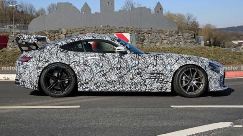 【力皮西】7月登场:AMG GT Black Series