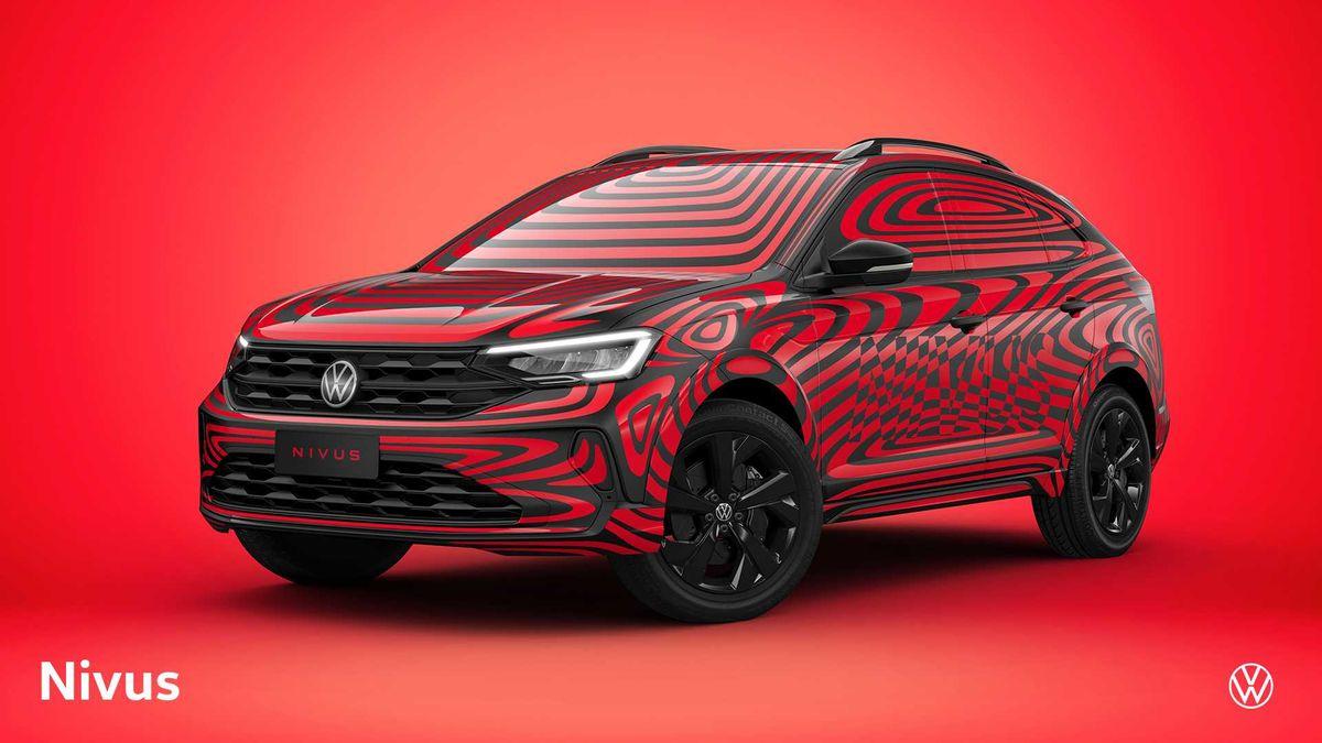 大众粉看过来:新轿跑SUV搭载VW Play