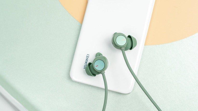 华为FreeLace Pro颈戴式无线耳机发布:支持双重主动降噪 - 热点资讯 专题图文 第1张
