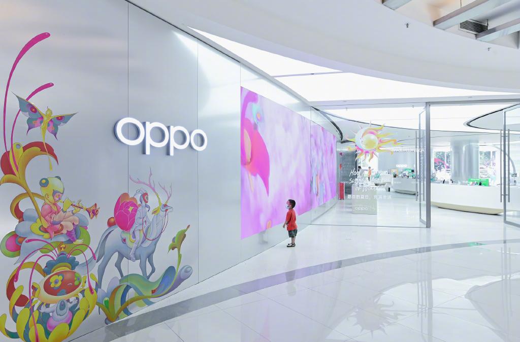 Get 众多明星同款收藏,OPPO Reno4 Pro 艺术家限定版开售在即 - 热点资讯 家电百科 第6张