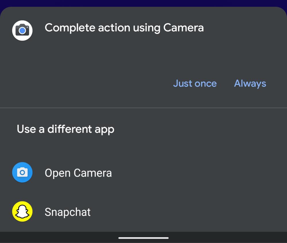 谷歌回应 Android 11 将限制第三方相机:保护位置隐私 - 热点资讯 每日推荐 第1张