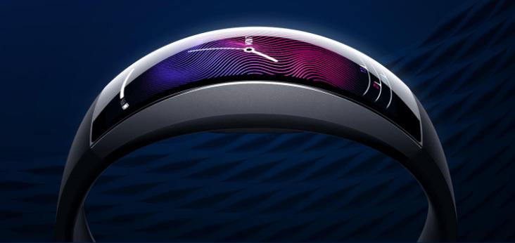 华米科技首款3D曲面屏智能手表Amazfit X,国内众筹即将开启 - 热点资讯 家电百科 第5张