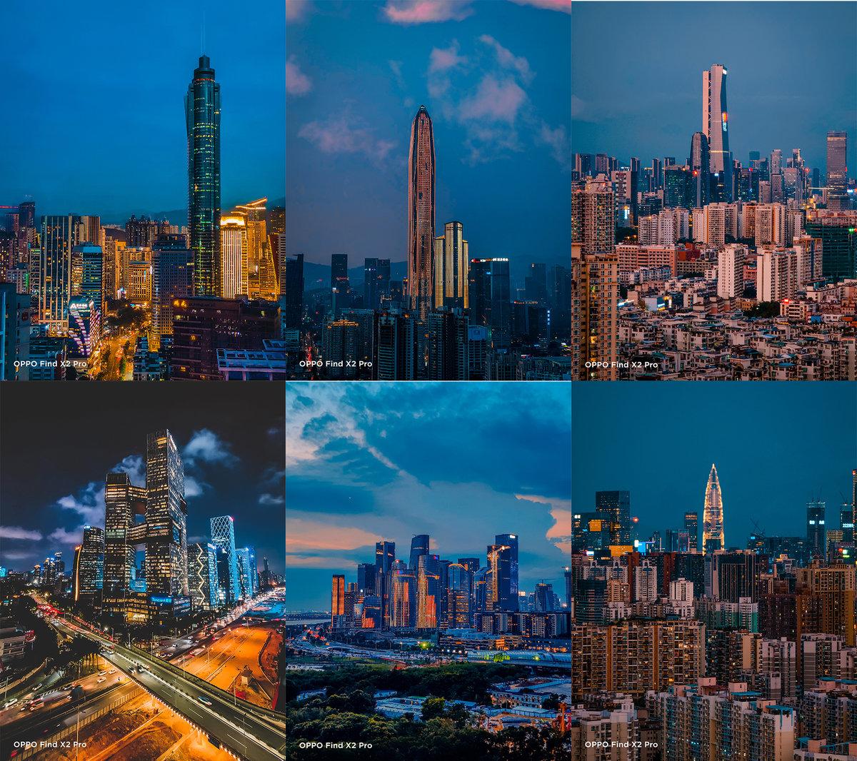 见证深圳改开40周年,Find X2 Pro 帮你成为手机摄影师 - 热点资讯 首页 第1张