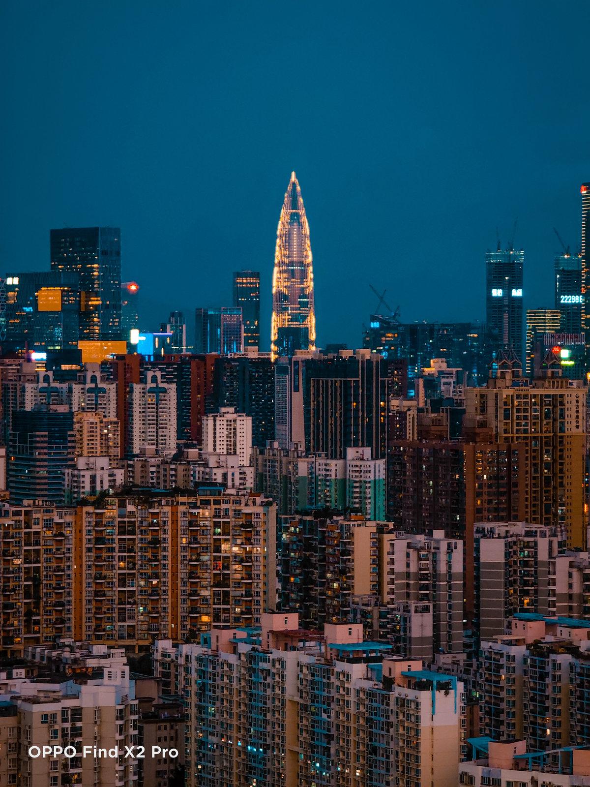 见证深圳改开40周年,Find X2 Pro 帮你成为手机摄影师 - 热点资讯 首页 第3张