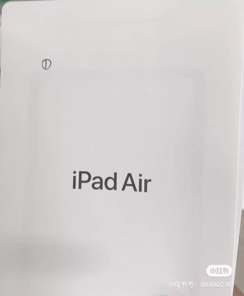 疑似下代 iPad Air 说明书曝光:全面屏,侧边指纹 - 热点资讯 每日推荐 第1张