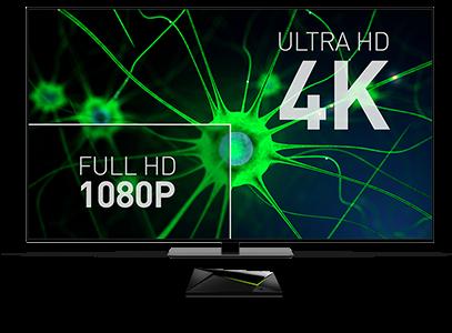 英伟达 Shield TV 迎来系统更新,360P 视频能输出 4K - 热点资讯 家电百科 第2张