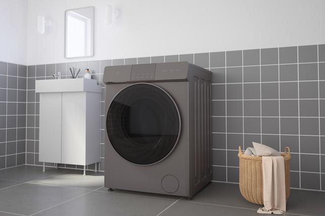 小米首款直驱电机洗衣机,米家互联网直驱洗烘一体机 10kg发布 - 热点资讯 首页 第3张