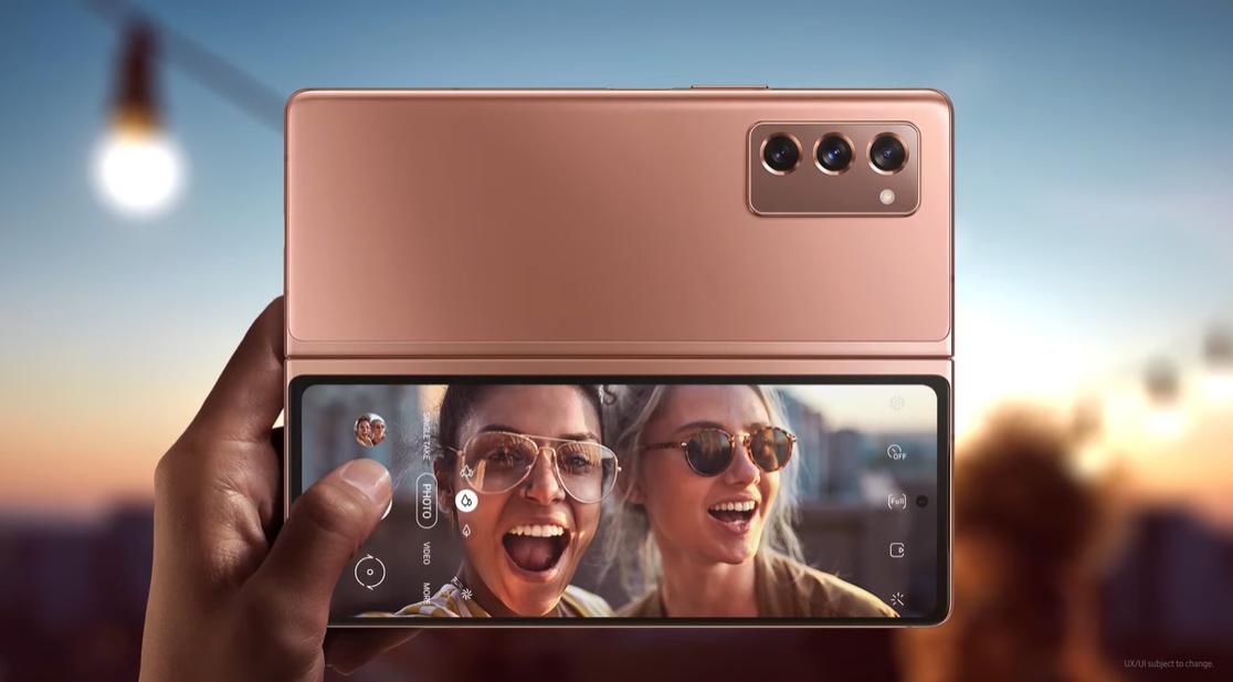 售价超 1.3 万元:折叠新机三星 Galaxy Z Fold2 发布 - 热点资讯 首页 第13张