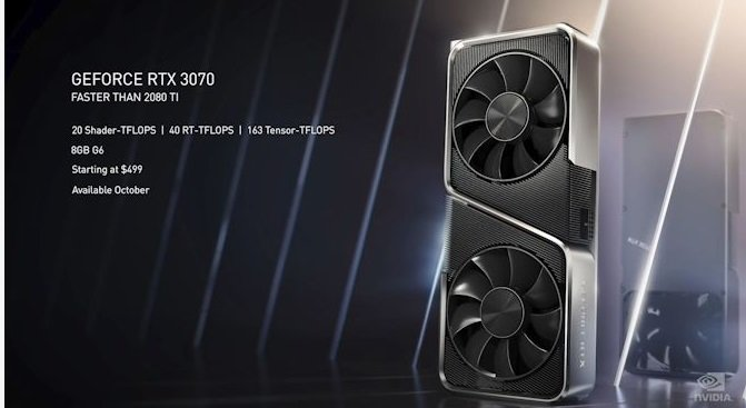 英伟达 RTX 30 系列产品发布,不只有首款 8K 游戏显卡 - 热点资讯 首页 第8张