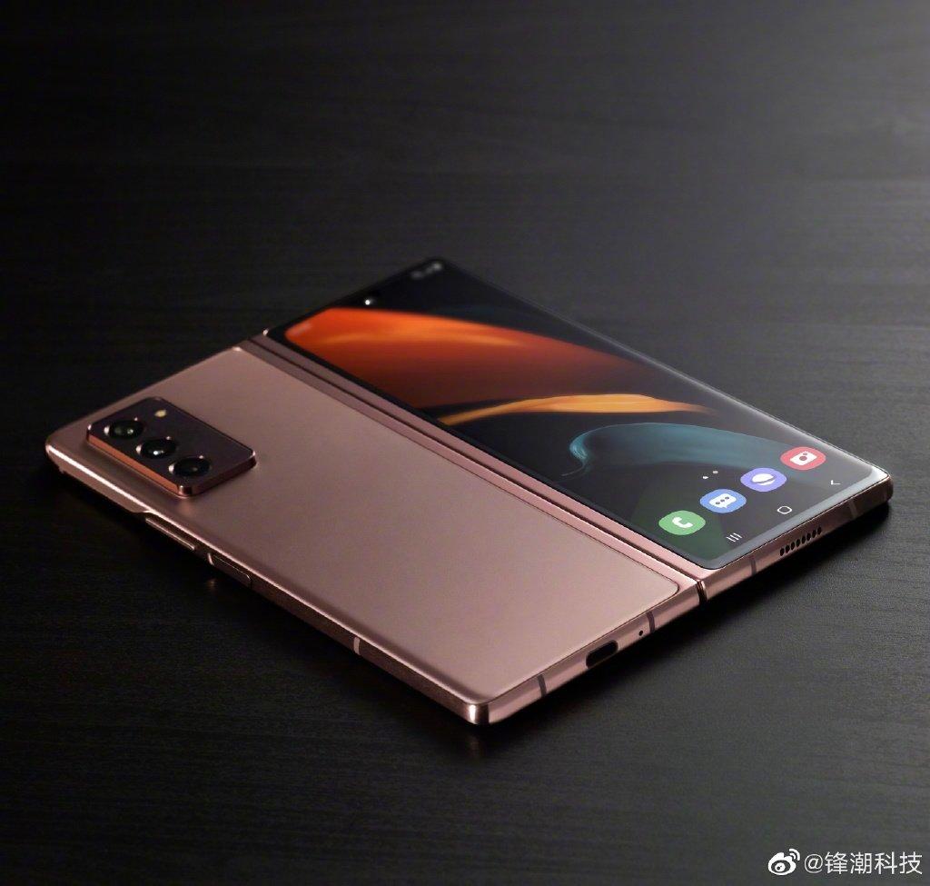 售价超 1.3 万元:折叠新机三星 Galaxy Z Fold2 发布 - 热点资讯 首页 第2张