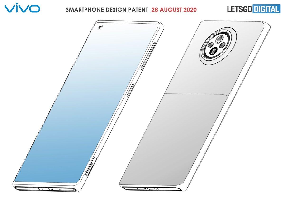 vivo 新专利曝光:为智能手机加入物理变焦滑块 - 热点资讯 专题图文 第1张