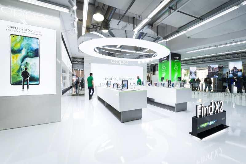 西欧市场再进一步:OPPO 德国首家旗舰店中店汉堡开业 - 热点资讯 首页 第3张