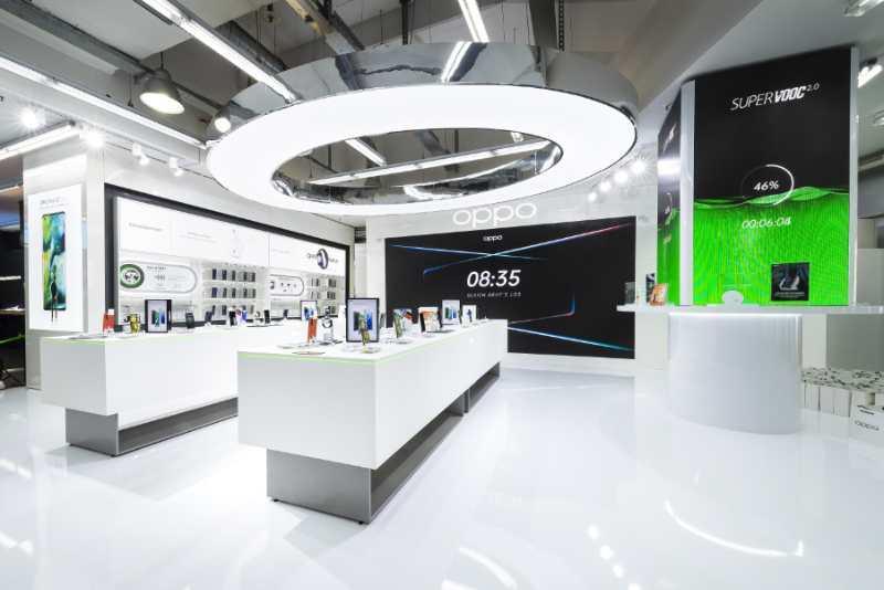 西欧市场再进一步:OPPO 德国首家旗舰店中店汉堡开业 - 热点资讯 首页 第1张