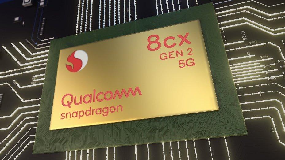 骁龙8cx第二代5G计算平台发布,推动5G PC生态扩展 - 热点资讯 首页 第1张