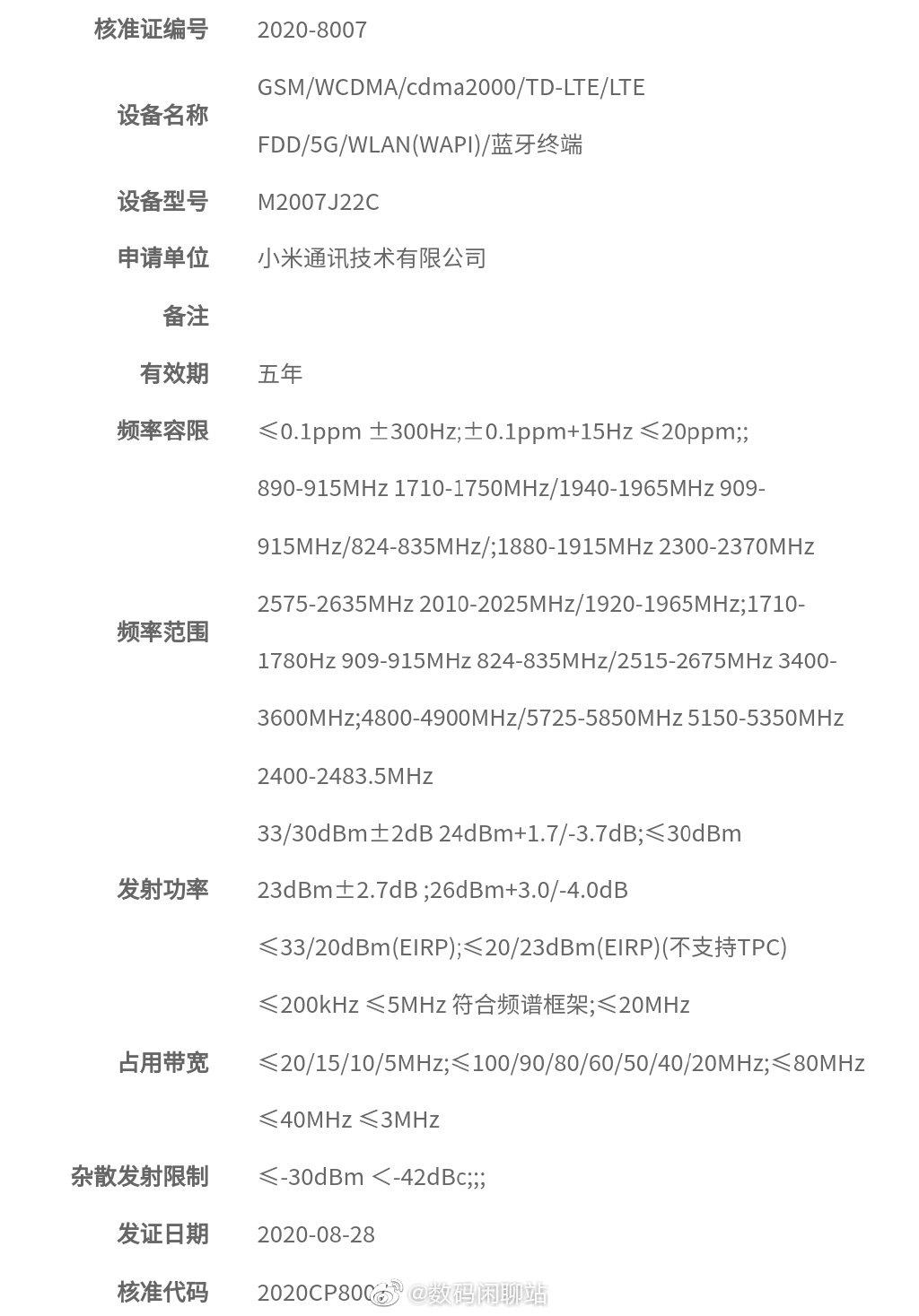 Redmi Note 10 真机照曝光:单孔屏 + 后置三摄 - 热点资讯 专题图文 第1张